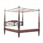 Raffless Bed - TSBD 005